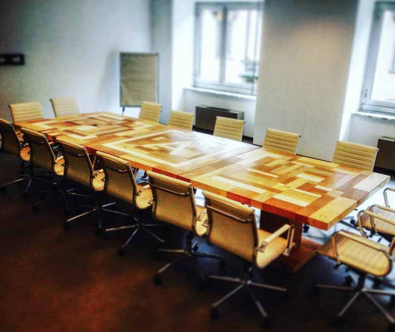 tavolo per riunioni Alkemy