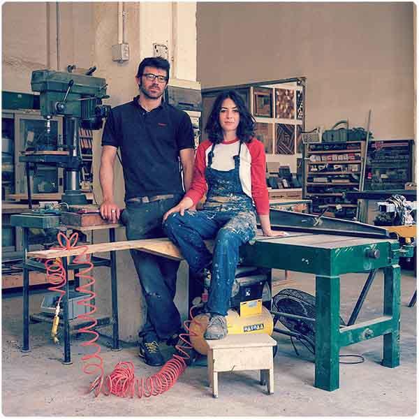 Matteo e Alessia di Controprogetto