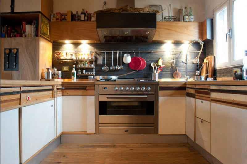 cucina artigianale su misura