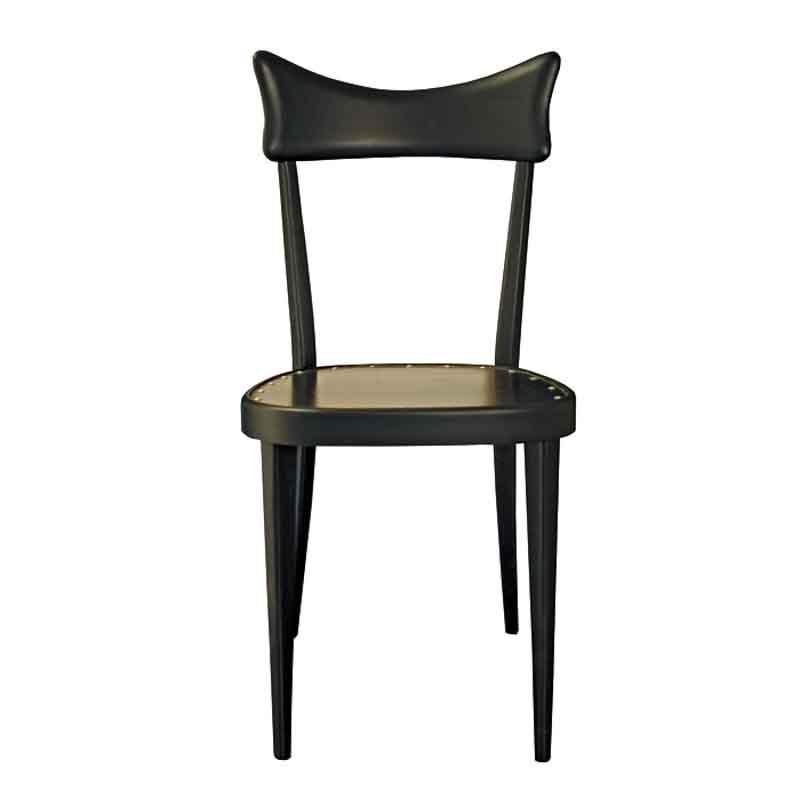 sedia di recupero nera