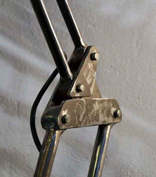 lampade di ferro fatte a mano Milano