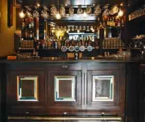 bancone pub Bench milano