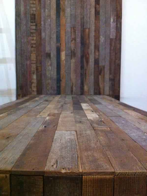 legno recuperato Brasile