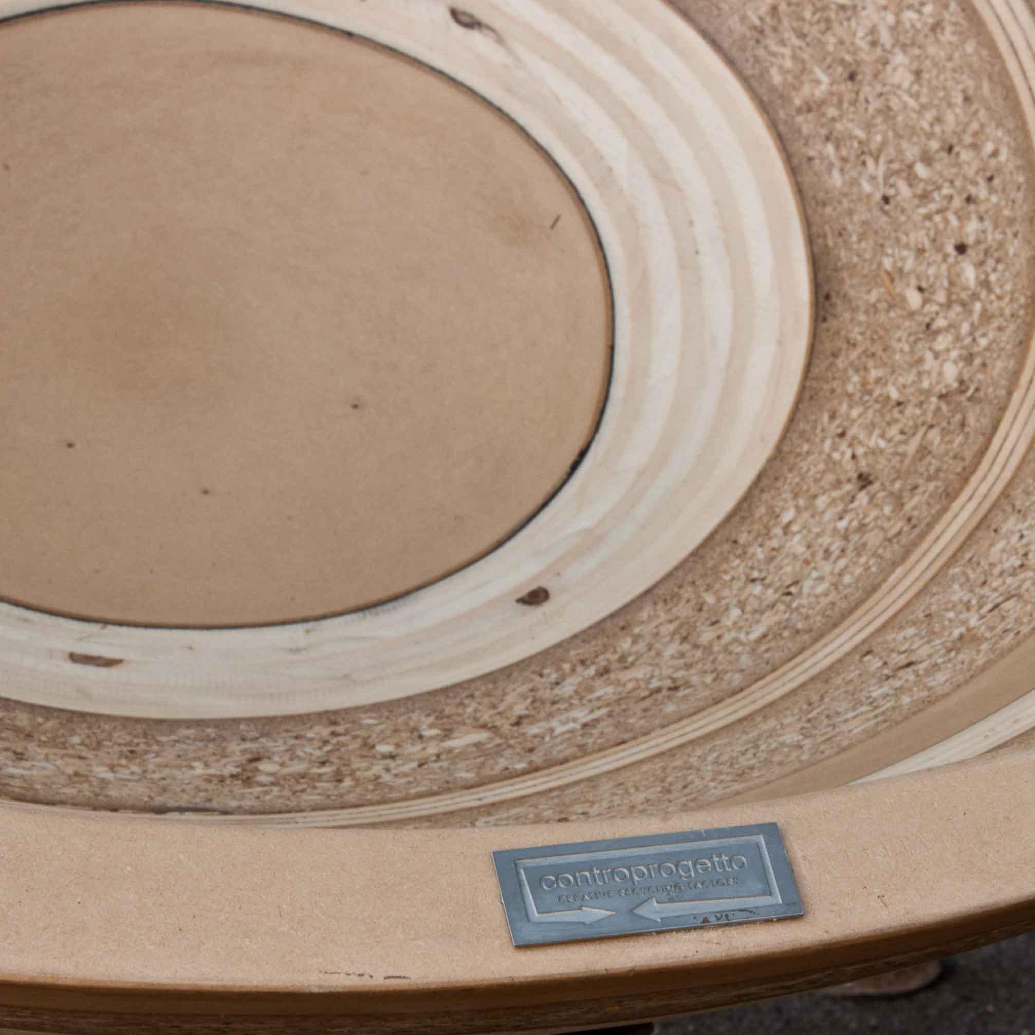 legno tondo Controprogetto